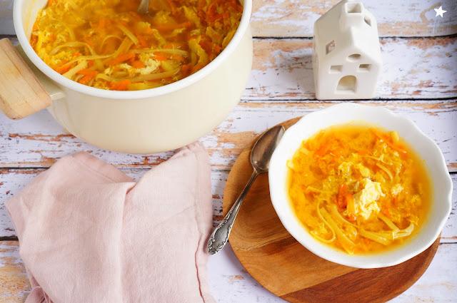 soupe asiatique sans gluten veggie