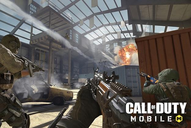 cod mobile battle royale παιχνίδι για κινητα smartphones