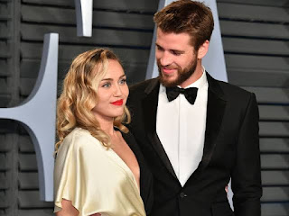 Popular Actor, Liam Hemsworth Confirms Split From Miley Cyrus
