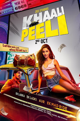 Khaali Peeli 2020 Hindi 480p WEB HDRip 350Mb x264 ESub