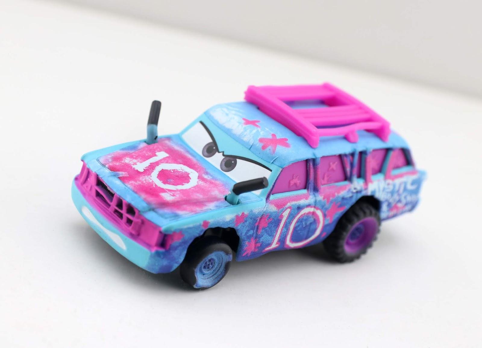 pixar cars 3 blind spot mattel