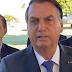 'Só na fraude o nove dedos volta', diz Bolsonaro sobre eleição contra Lula