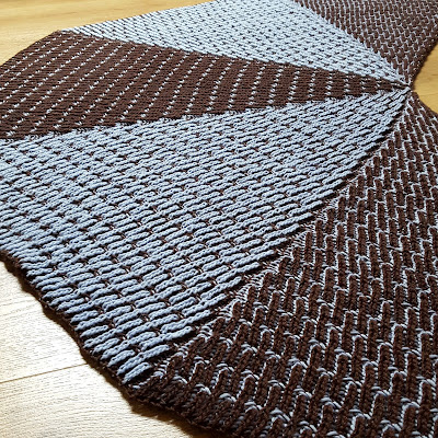 WS of Crossings Shawl