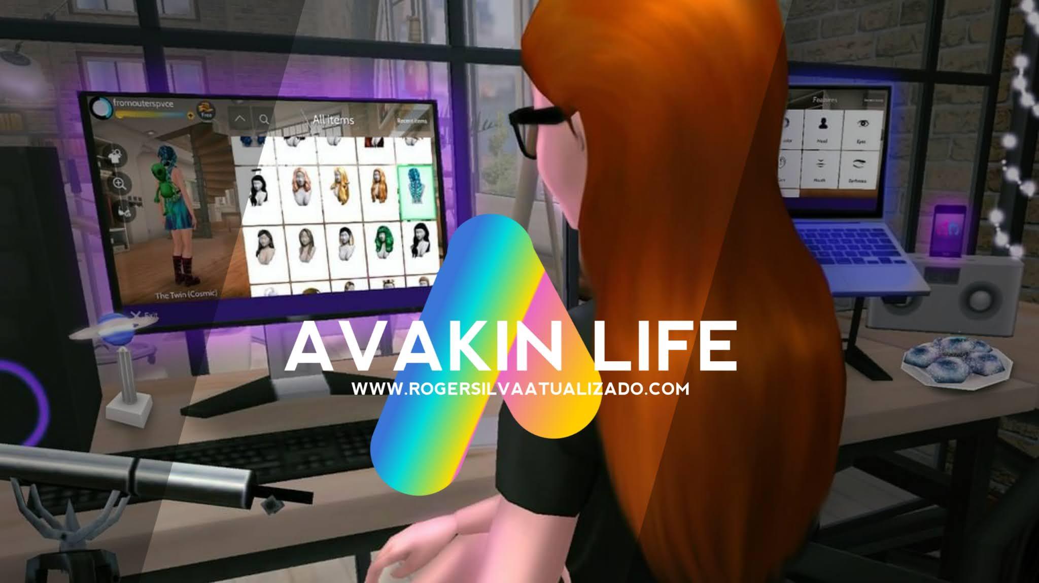 Avakin Life 1.050.05 mod menu atualizado