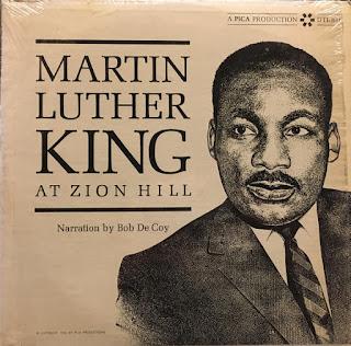 Martin Luther King, Premio Nobel de la Paz 1964