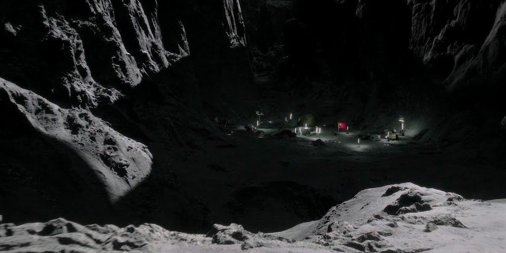 Soviet cosmonauts occupying US mining site on the Moon in season 2 of 'For All Mankind'