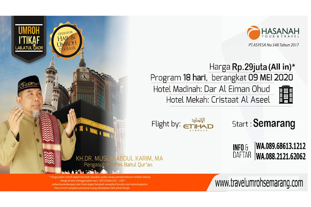 Umrah Backpacker Itikaf 18 hari | Umroh Ramadhan 2020 | Umroh Lailatul Qodar 2020