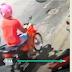 Imagem mostra suspeito em moto após assaltar professora no centro de Patos