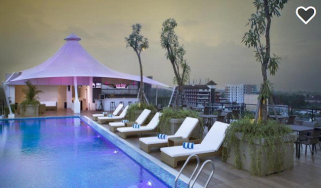 Tempat Booking Hotel Online di Yogyakarta