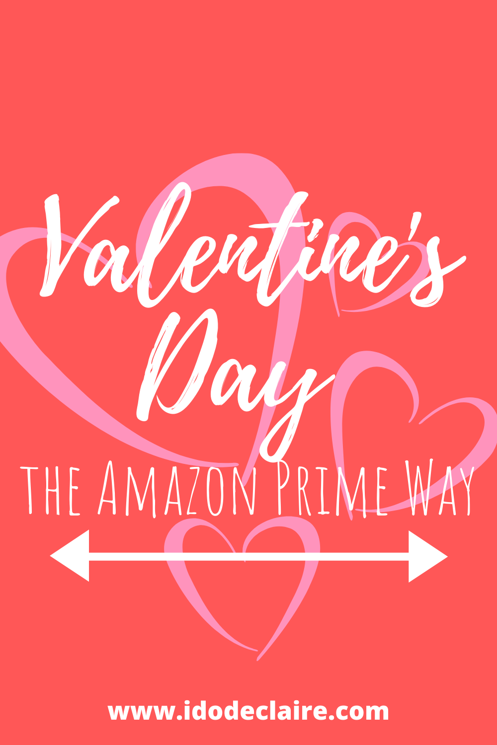 Valentine's Day the Amazon Prime Way & GIVEAWAY & Confident Twosday