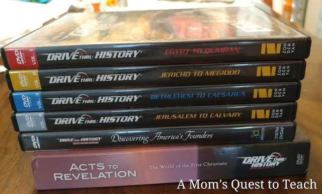 Drive Thru History DVDs