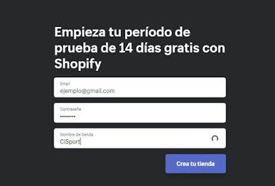 ¿Cómo crear una tienda online con Shopify paso a paso?