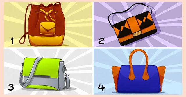 Тест: что о вас может рассказать ваша сумочка