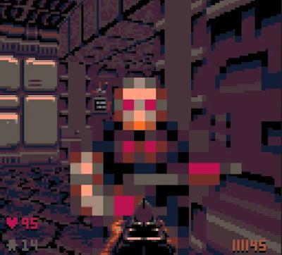 POOM (Pico-8 Doom Demake)