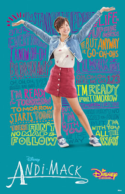 Andi Mack Poster