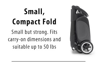 Bugaboo Ant Compact Fold Stroller