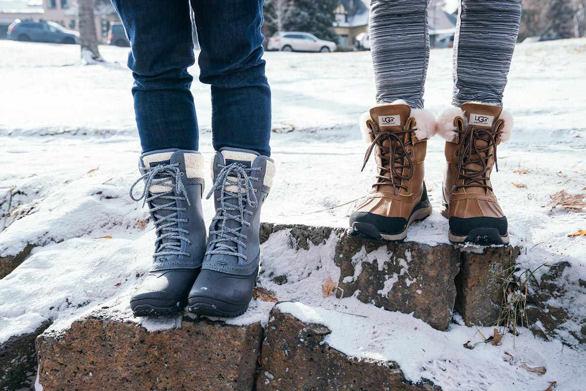 Snow Boots versus Sneakers – Which are best for winter canine strolling?