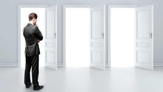 Soñar con puertas abiertas