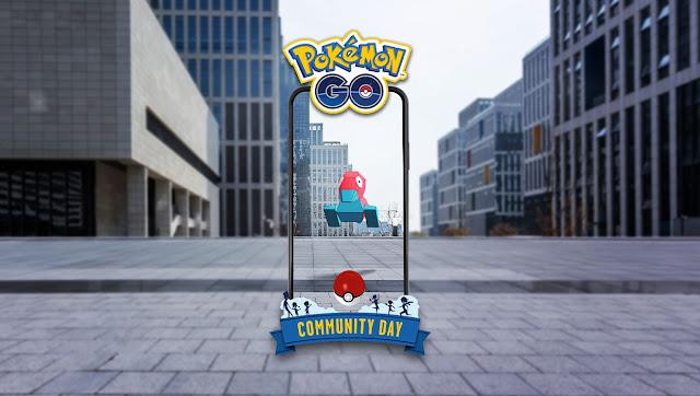 Pokémon GO: Dia da Comunidade, Articuno e Mega Pidgeot