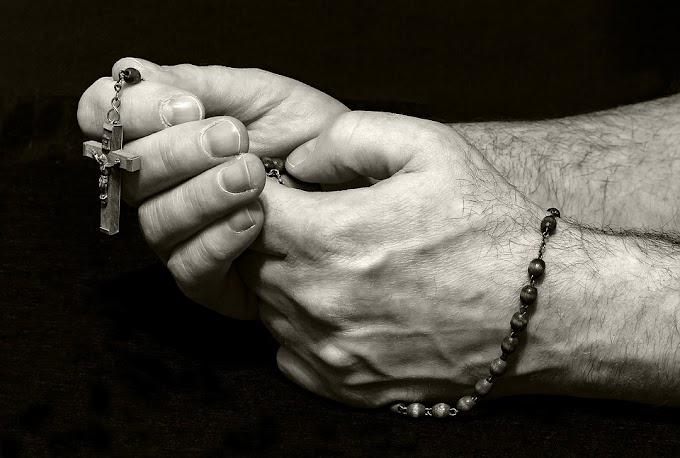 Ritual para alejar enemigos con círculos de oración