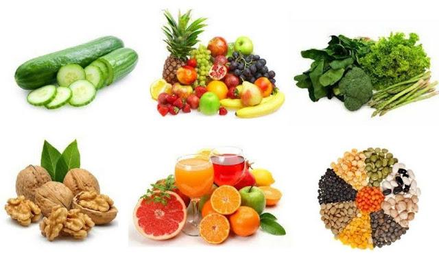 Alimentos para o Anti Envelhecimento com Saúde