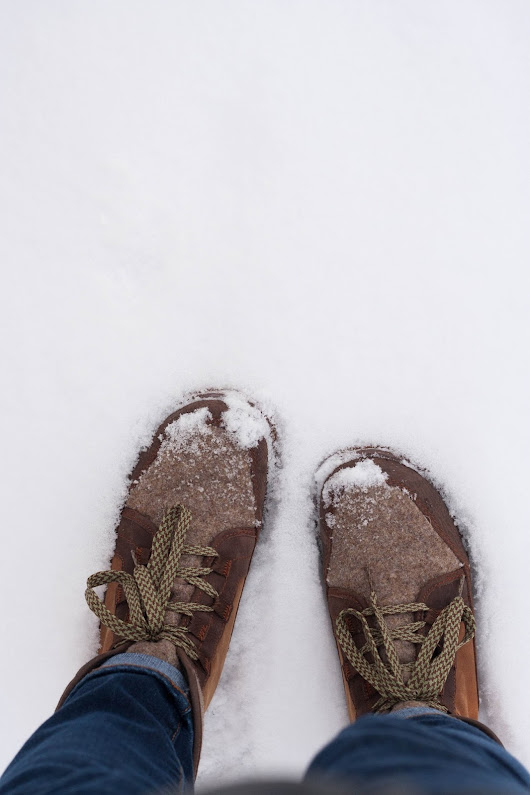 CHACO BOOTS + A GIVEAWAY