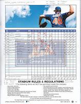 Astros vs. Metropolitans,03/08/20. Metropolitans win, 3-1