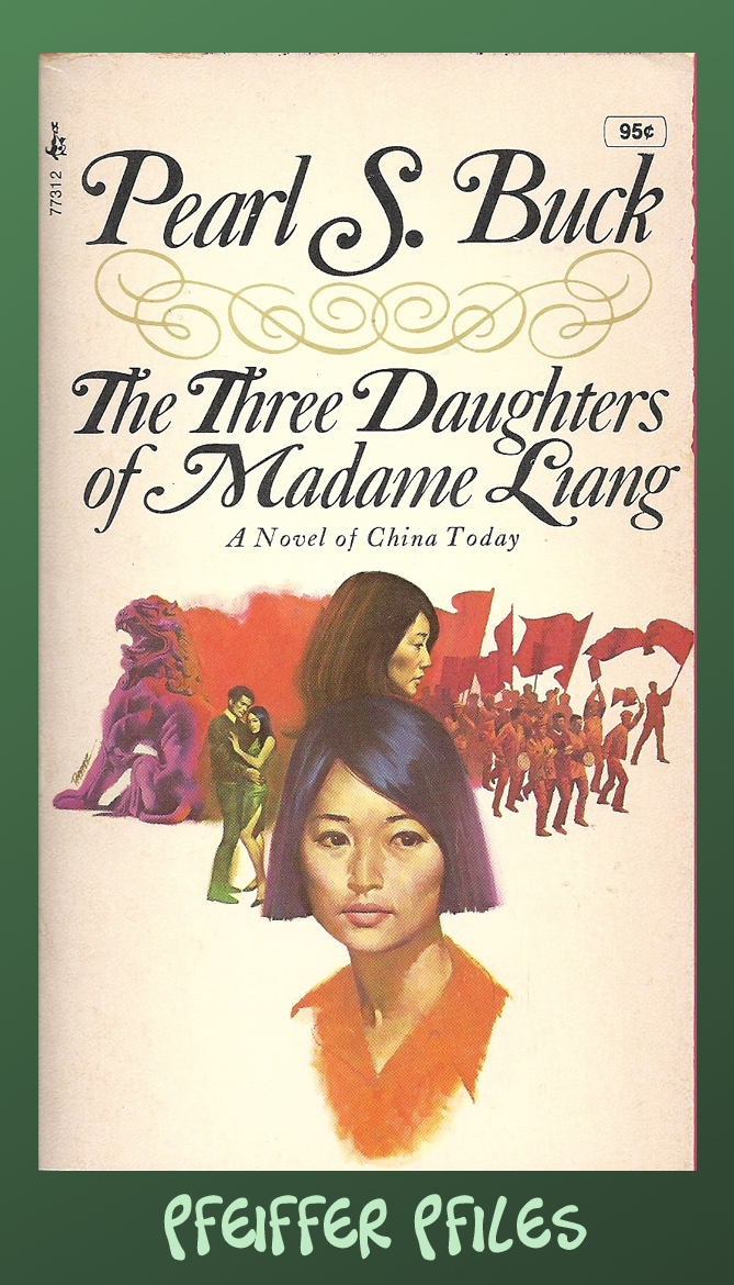the influence of art in the three daughters by madame liang In the three daughters of madame liang  many of buck's critics feel her art suffers because of her focus on her  chinese influence in korea had recently.