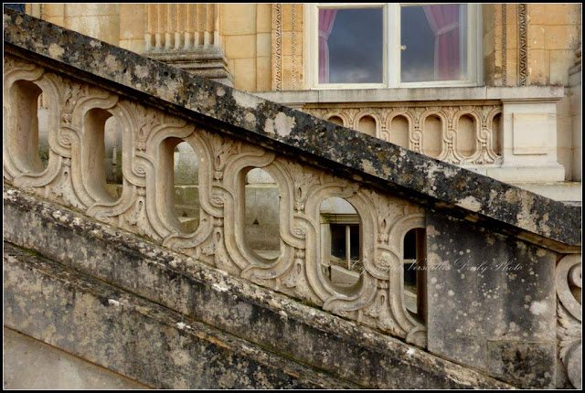 Staircase Petit Trianon Versailles escalier