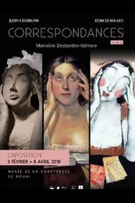 Judith Debruyn et Dom Dewalles - Du 3 février au 8 avril 2018 - Correspondances - Exposition - Musée de Douai.