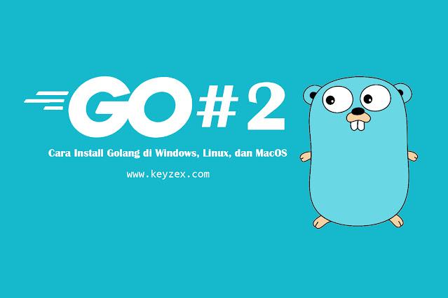 Belajar Golang #2 : Cara Install Golang di Windows, Linux, dan MacOS
