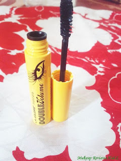 La Colors Double Volume Mascara Review
