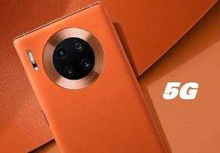 أفضل هواتف ذكية تدعم الجيل الخامس 5G أفضل هواتف ذكية تدعم الجيل الخامس من الاتصالات  أفضل  الهواتف الذكية 5G