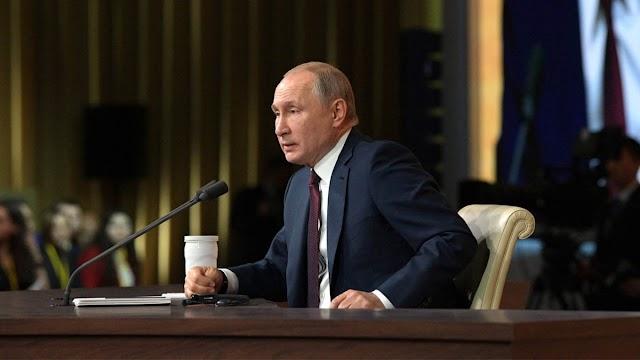 Πούτιν: «Δεν είμαι τσάρος, δεν είναι βασιλιάς»
