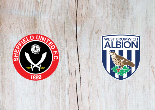 Sheffield United vs West Bromwich Albion -Highlights 02 February 2021