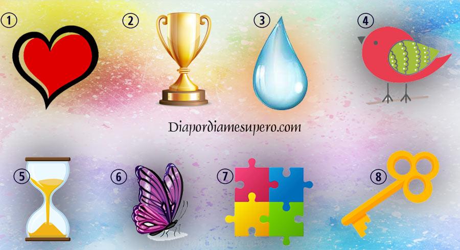Test: Escoge un símbolo y descubre más sobre tu subconsciente