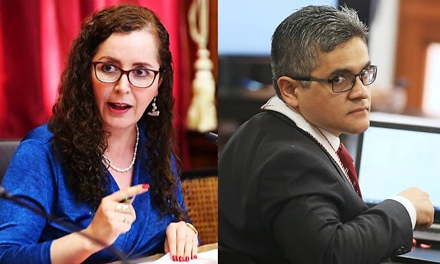 Rosa Bartra Barriga, José Domingo Pérez