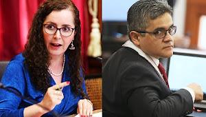 Bartra a fiscal Pérez: Ya es hora de que acuse a alguien, deje de vender humo