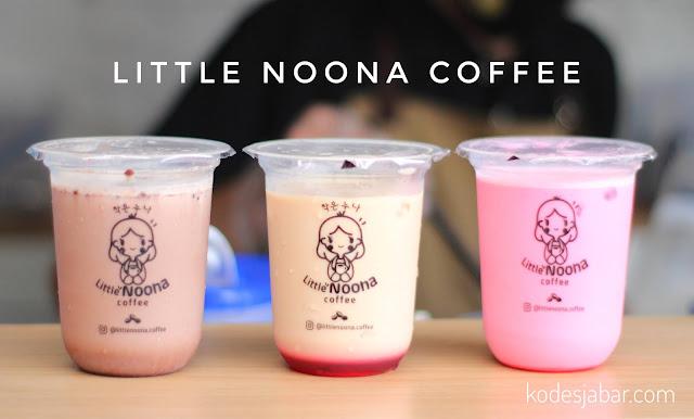 Little Noona Coffee Cimahi