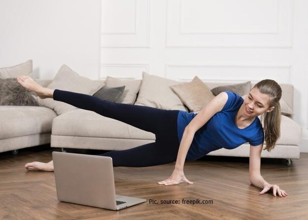 ide olahraga di rumah untuk meningkatkan imunitas