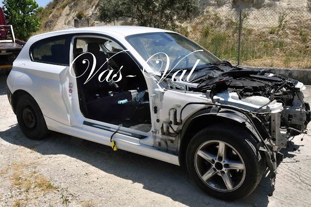 Του έκλεψαν την BMW M3 στην Κόρινθο και την βρήκε έτσι...!!!