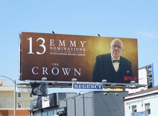 Crown 13 Emmy noms billboard