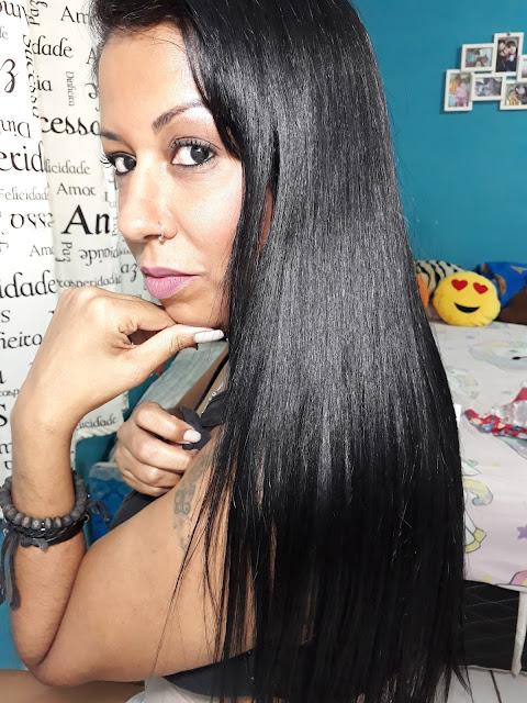 Mascara Meu Liso Desmaia Salon Line