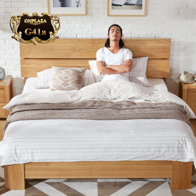Giường ngủ G41