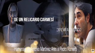 "Pasodoble con Letra ""De un relicario carmesí"". Comparsa ""Do Re Mi Fasoleando"" (1992)"
