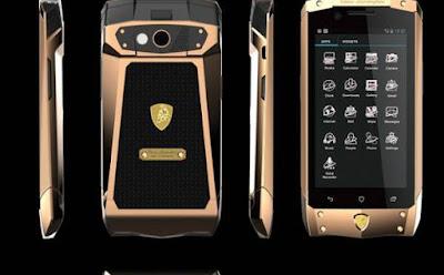 Smartphone TAURI: Lamborghini