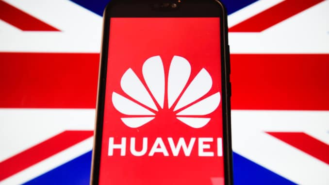 The UK will decide Huawei's role in the 5G networks tomorrow
