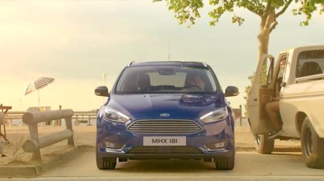 Ford Focus con Park Assist