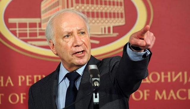 Νίμιτς: «Ψηφίστε τη συμφωνία πριν αλλάξει η κυβέρνηση στην Ελλάδα»