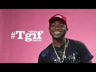 """So Davido Bought His Hit Song """"Gbagbe Oshi"""" For Over N1 Million, See How"""